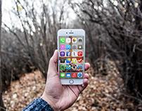 I Phone 6 Mockup