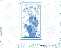 D&AD submission: WeTransfer