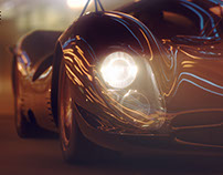 Ferrari 330: Full CGI