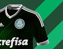 PALMEIRAS 2 - Camisa Principal 2015/2016