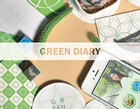 Green Diary_App