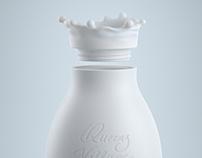 Milk bottle concept