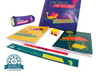 "WORLD OF DISCOVERIES | ""Back To School"" Campaign"