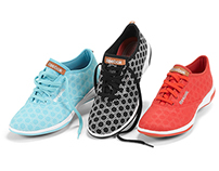 Women's Walking Toning Footwear