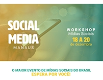 Social Media Manaus - Curso Design de Interfaces