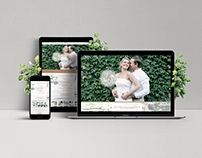 Bothma Wedding website