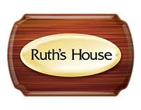 Ruth's House - Logo & Branding Design