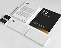RD Branding kit - Kit papeterie