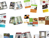 Magazine, Catalog and Brochure Designs
