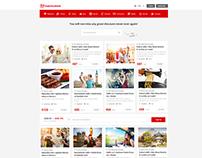 Kuponlandia.com Web & App Design