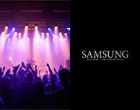 Samsung, Milk Music Partnership, News Corp Australia