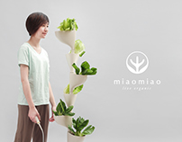 Miaomiao: An Imagination of Novel Indoor Agriculture