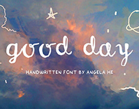 Good Day - Free Font