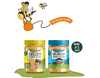 Nutty by Nature Peanut Butter