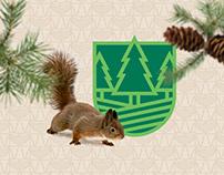 Forestry & Engineering Company Identity