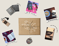 Small business branding and campaign