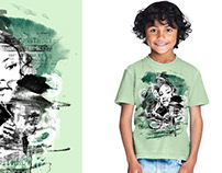 T-shirt Graphics for Kids collection