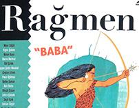 Rağmen Editorial Cover