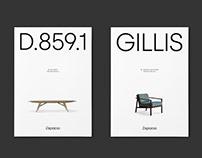 Visual Identity for Espacio, Home Design