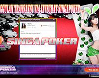 7 Kenggulan Transaksi Via Livechat Singapoker