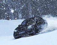 Driving Home For Christmas FULL CGI (BREAKDOWN)