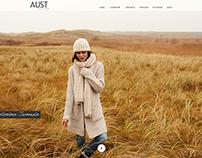 AUST Fashion Campaign Winter 2017