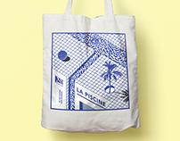 Follow Me - Textile Illustrations