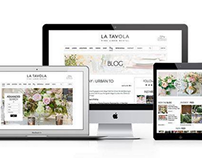 La Tavola Website