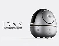 ALIBABA AI ROBOT|阿里巴巴天猫精灵太空蛋