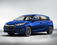 Chevrolet Grand Onix 2020
