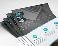 Manyocycris Corporate Business Flyer