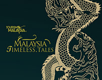 Malaysia Timeless Tales - Advertising Campaign