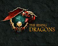 The Rising Dragons logo