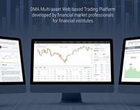 Interface Design for Stock Trading Platform