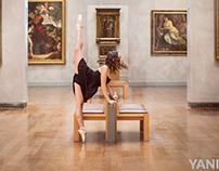 Empty Museum Beaux Arts meets Dance in Lyon