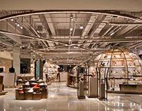 Chaoyang JoyCity / 2F Shoes retail area(中国北京)