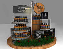 Jack Daniel's / In store winter proposal