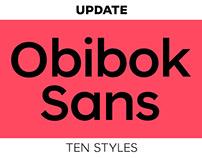 Obibok Sans – Update