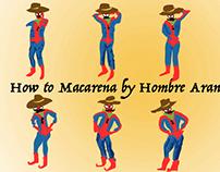 How to macerna by Hombre Arana