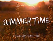 Summertime Typeface