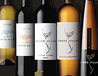 Projecto Gráfico - Essência do Vinho - Grupo Girão