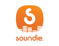 App icon/logo for soundie.