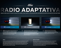 FORD ADAPTIVE RADIO