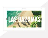 E-learning Storyline Las Bahamas