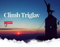 Climb Triglav - Website