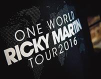 Prensa - Ricky Martin en Metropolitano