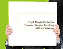 Frank Monte, Centurion Owner: One-time Advocate for Hom