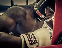 BOXING SHOOT - I