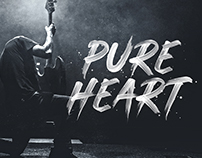 Pure Heart OpenSVG Font