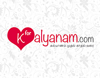 K for Kalyanam